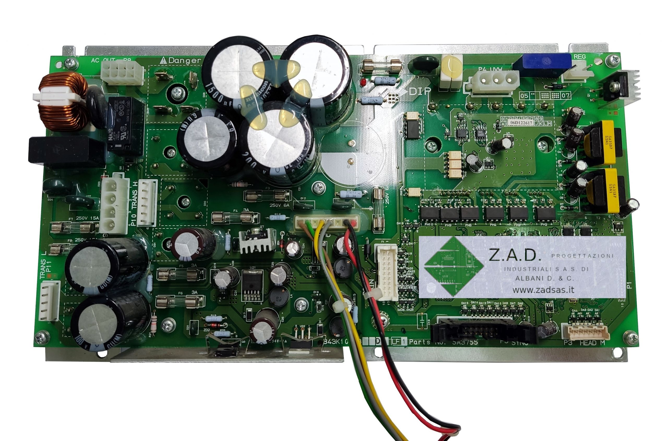 Brother G D series compatible power supply  board ( Brother code: SA3739301)